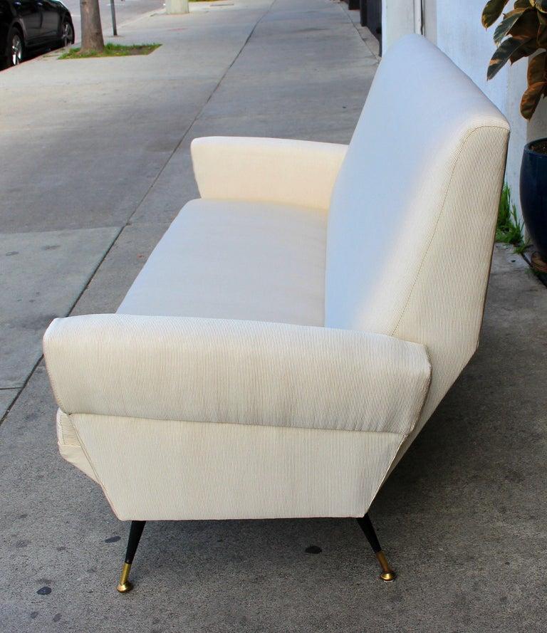 Italian Sofa In Good Condition For Sale In Los Angeles, CA