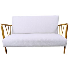 Italian Sofa in Style of Paolo Buffa