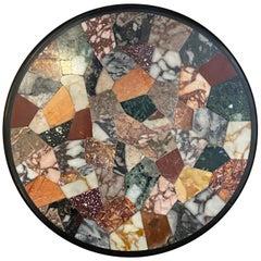 Italian Specimen Marble Top