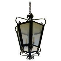 Italian Style Exterior Lantern