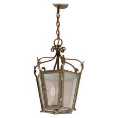 Italian Style Small Exterior Lantern