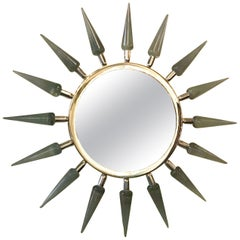 Sunburst Mirror by Fabio Ltd