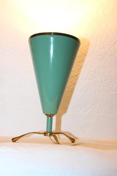 Italian  Table lamp Attributed to Stilnovo