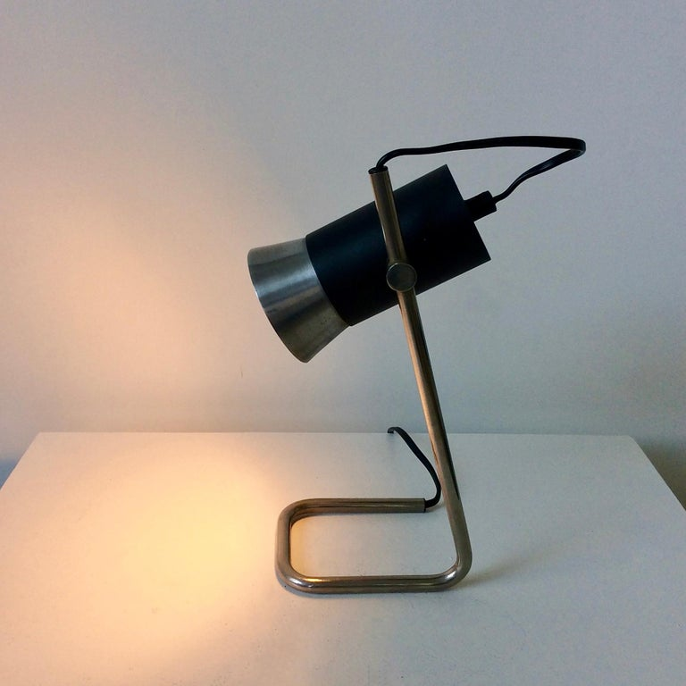Mid-20th Century Italian Table Lamp, circa 1960 For Sale