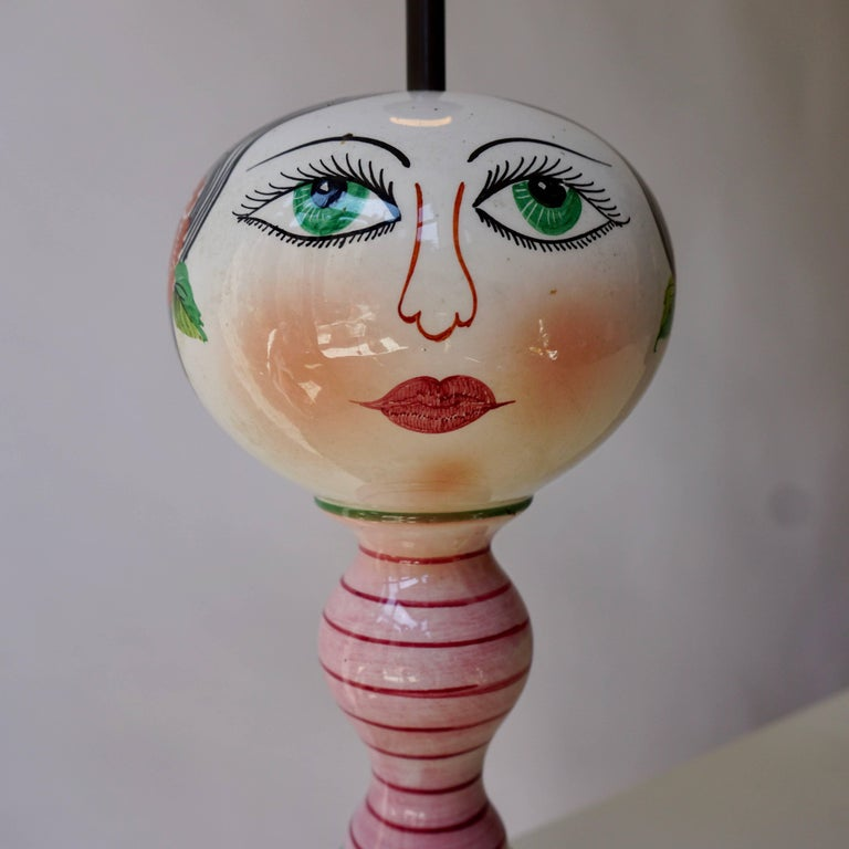 Italian Table Lamp For Sale 4