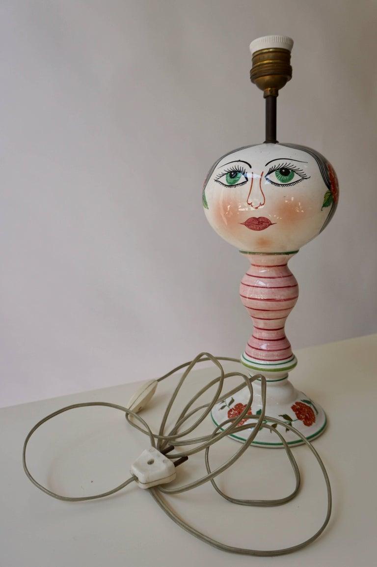 Italian Table Lamp For Sale 5