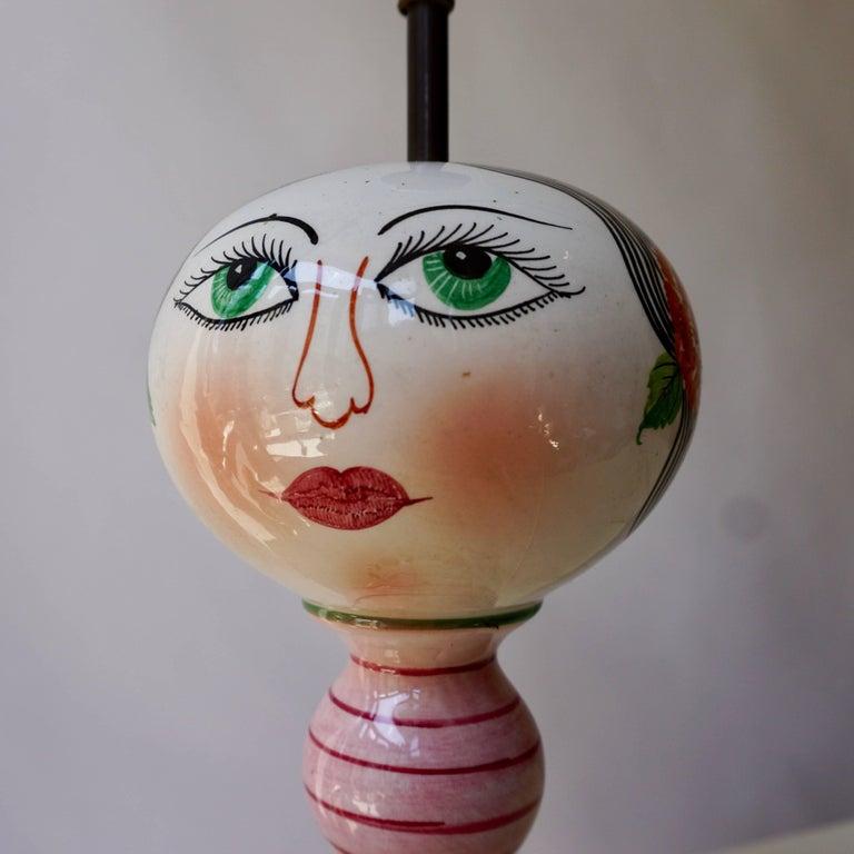Italian Table Lamp For Sale 1