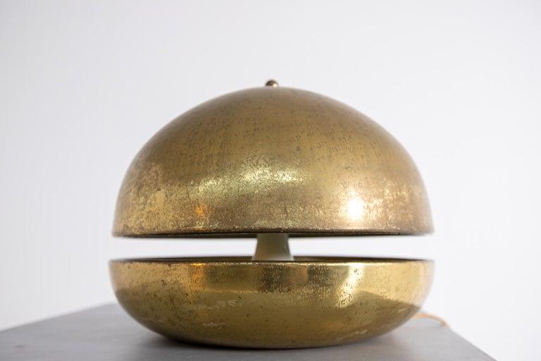 Italian Table Lamp in Brass, 1960s 1