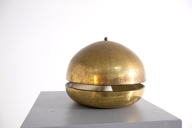 Italian Table Lamp in Brass, 1960s 2