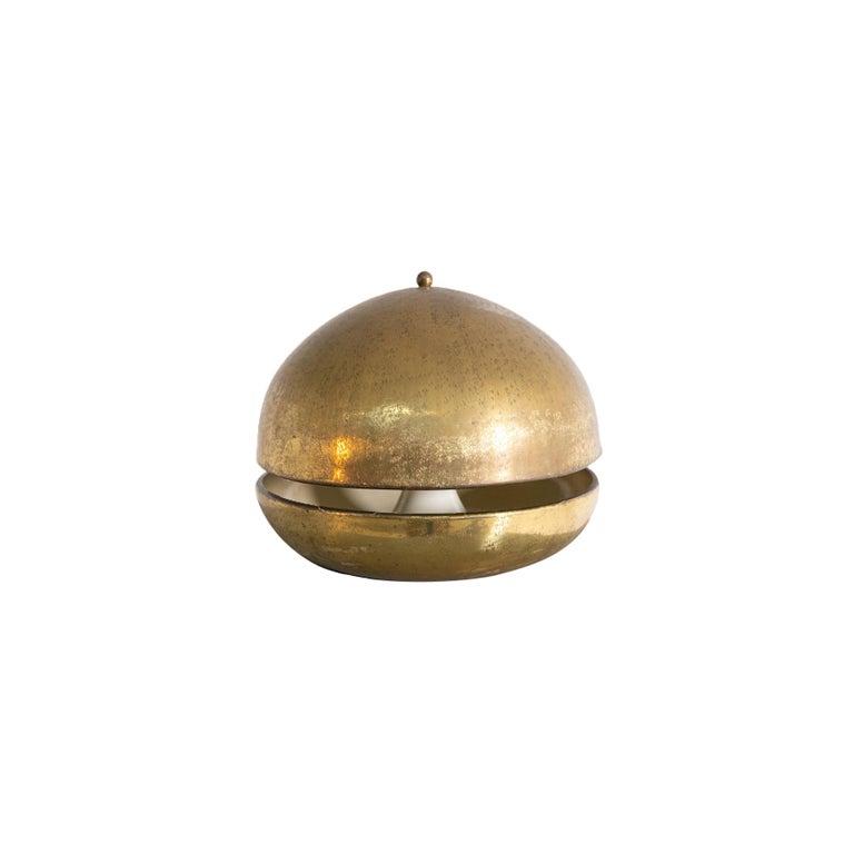 Italian Table Lamp in Brass, 1960s