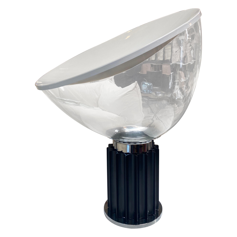 Italian Taccia Lamp by Achille and Pier Giacomo Castiglioni for Flos, 1962