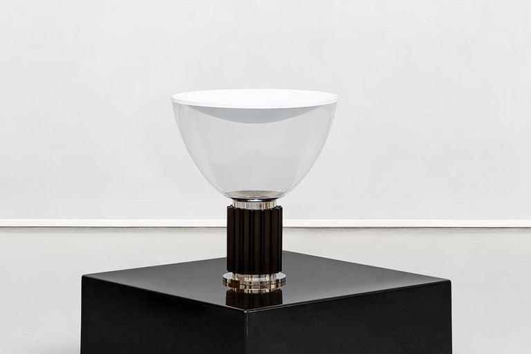 Italian Taccia Lamp by Achille & Pier Giacomo Castiglioni for Flos, 1962 In Excellent Condition For Sale In MIlano, IT