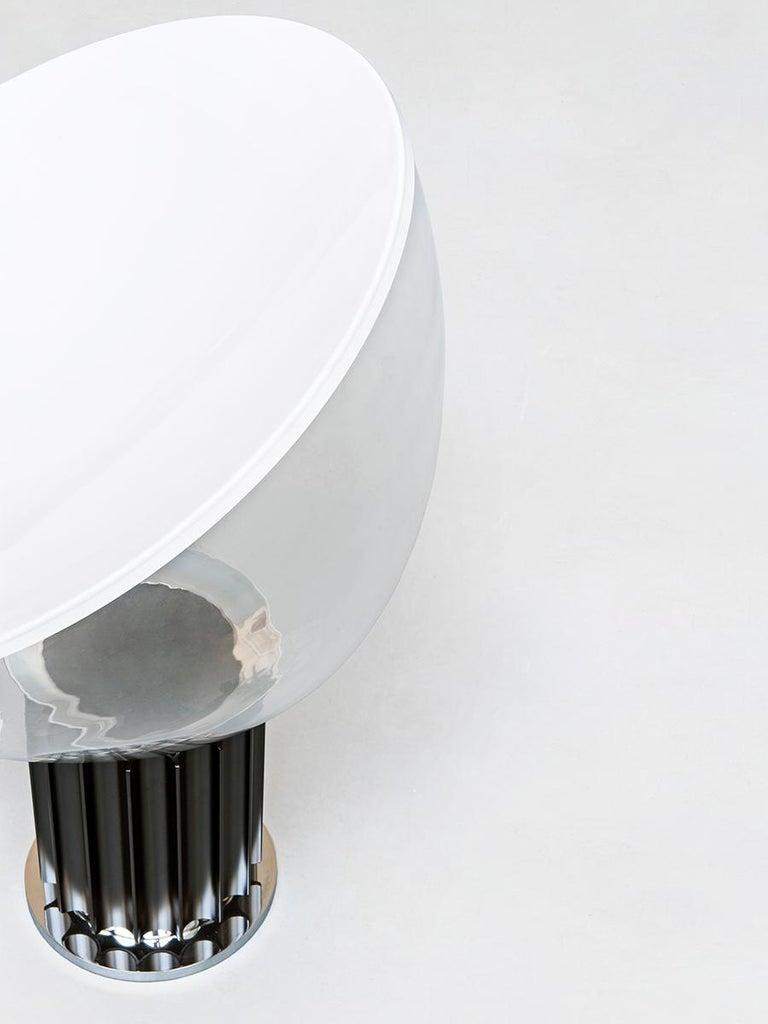 Italian Taccia Lamp by Achille & Pier Giacomo Castiglioni for Flos, 1962 For Sale 1