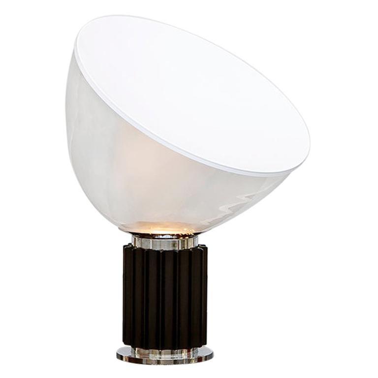 Italian Taccia Lamp by Achille & Pier Giacomo Castiglioni for Flos, 1962 For Sale
