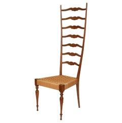 Italian Tall Ladderback Chiavari Chair