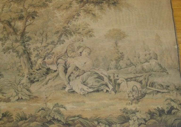 Italian tapestry, circa 1920s.