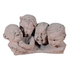 Italian Terracotta Bust