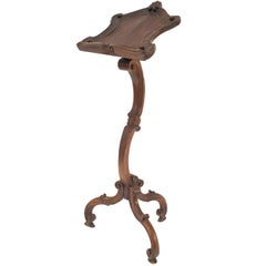 Italian Venetian Grotto Style Lectern or Music Stand