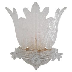 Italian Venetian Sconce, 7 Available