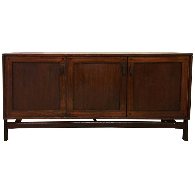 Italian Vintage Credenza or Sideboard, 1960s For Sale