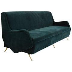 Italian Vintage Midcentury Sofa, 1950s