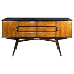 Italian Vintage Sideboard in Style of Paolo Buffa