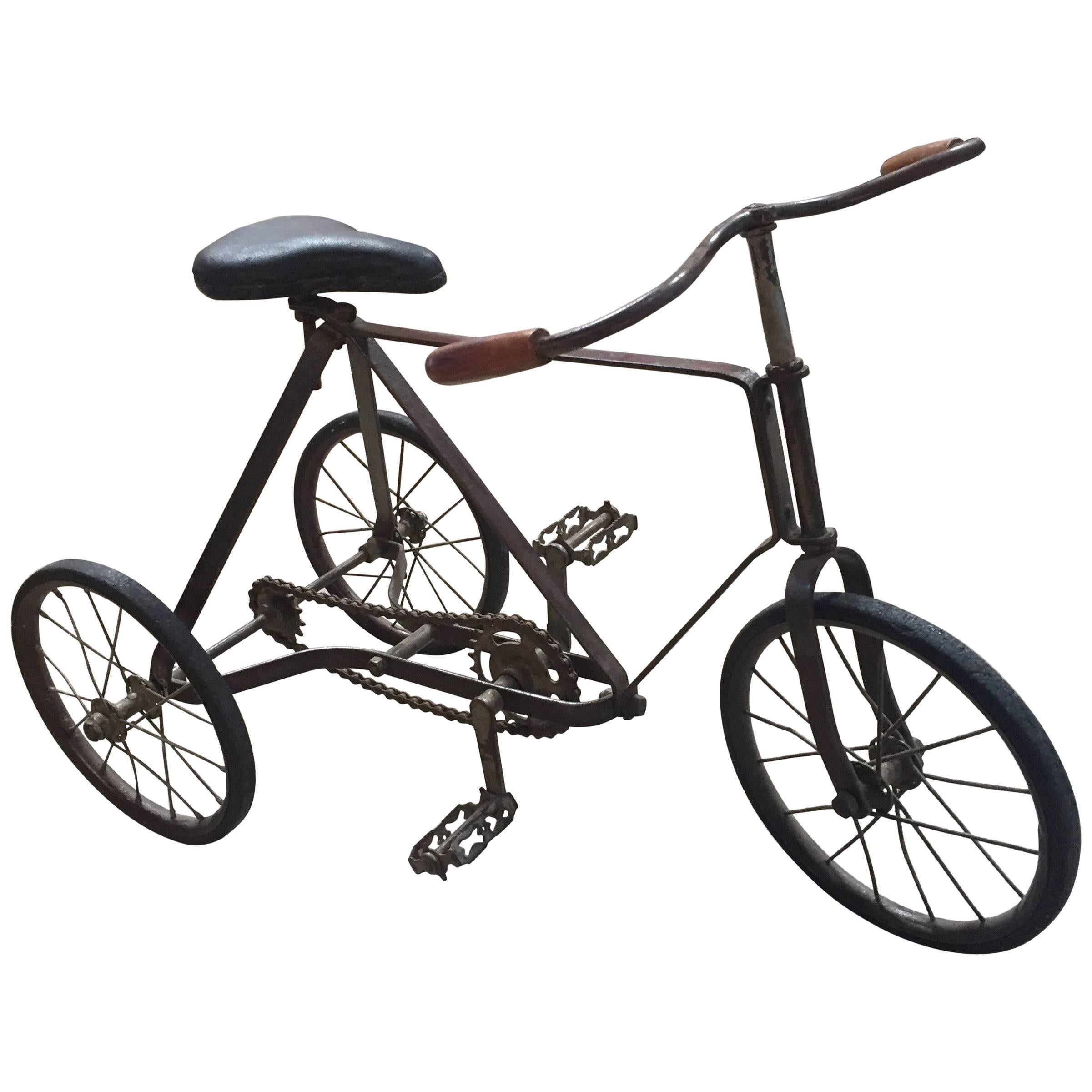 Italian Vintage Tricycle 1930s For Sale At 1stdibs