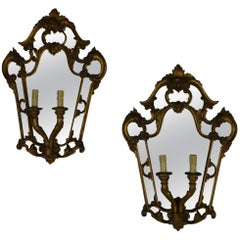 Italian Wall Light Fixture