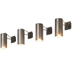 Italian Wall Lights in Metal