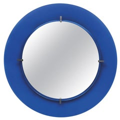 Two-Tone Italian Wall Mirror