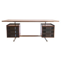 Italian Writing Desk by Alberto Rosselli Saporiti