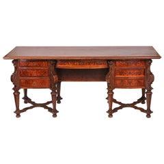 Italian Writing Table, Early 20th Century