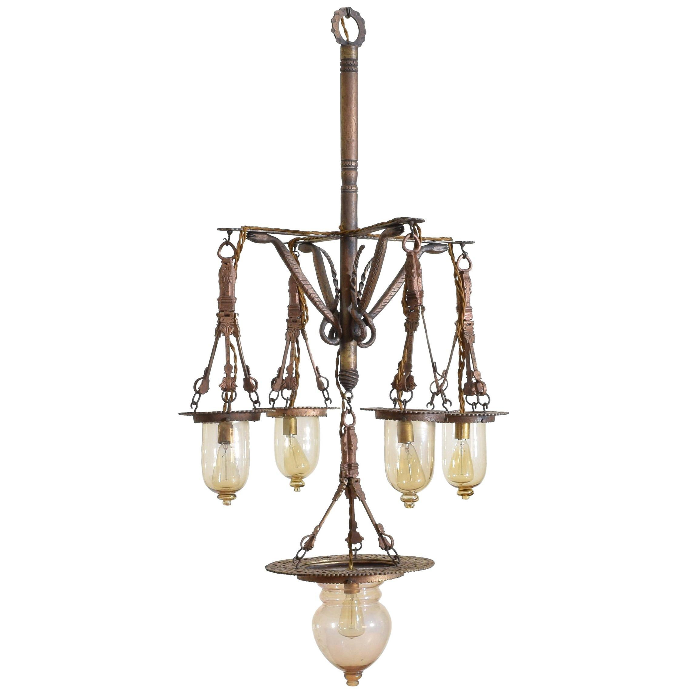 Antique and vintage chandeliers and pendants 33440 for sale at 1stdibs