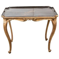 Italian, 18th Century, Chinoiserie Tray Table
