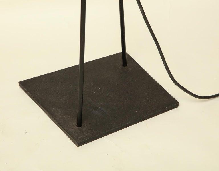 Italiana Luce Floor Lamp Mid-Century Modern Ion and Plexiglass, Italy, 1970 For Sale 5
