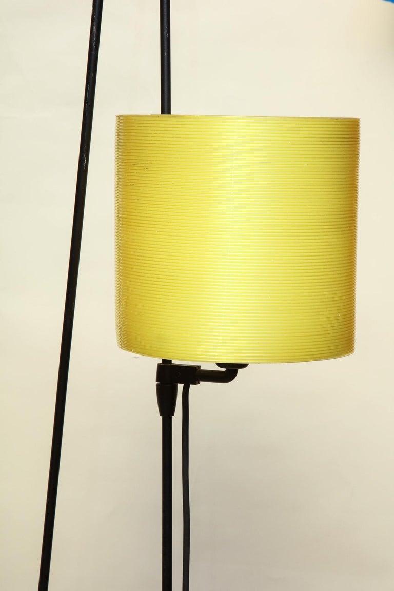 Italiana Luce Floor Lamp Mid-Century Modern Ion and Plexiglass, Italy, 1970 For Sale 6