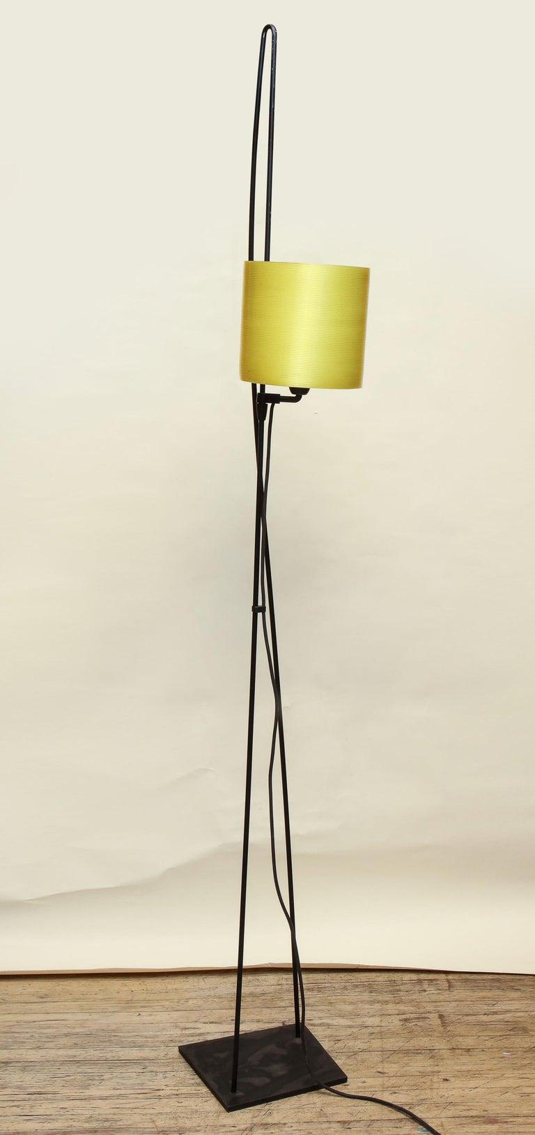 Italiana Luce Floor Lamp Mid-Century Modern Ion and Plexiglass, Italy, 1970 For Sale 2