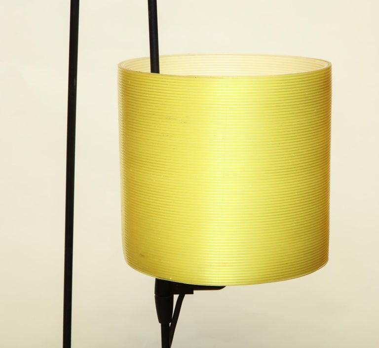 Italiana Luce Floor Lamp Mid-Century Modern Ion and Plexiglass, Italy, 1970 For Sale 3