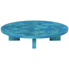 Italica Blue Coffee Table