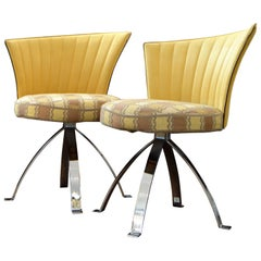 Italy, Pair of Armchairs, 1990s