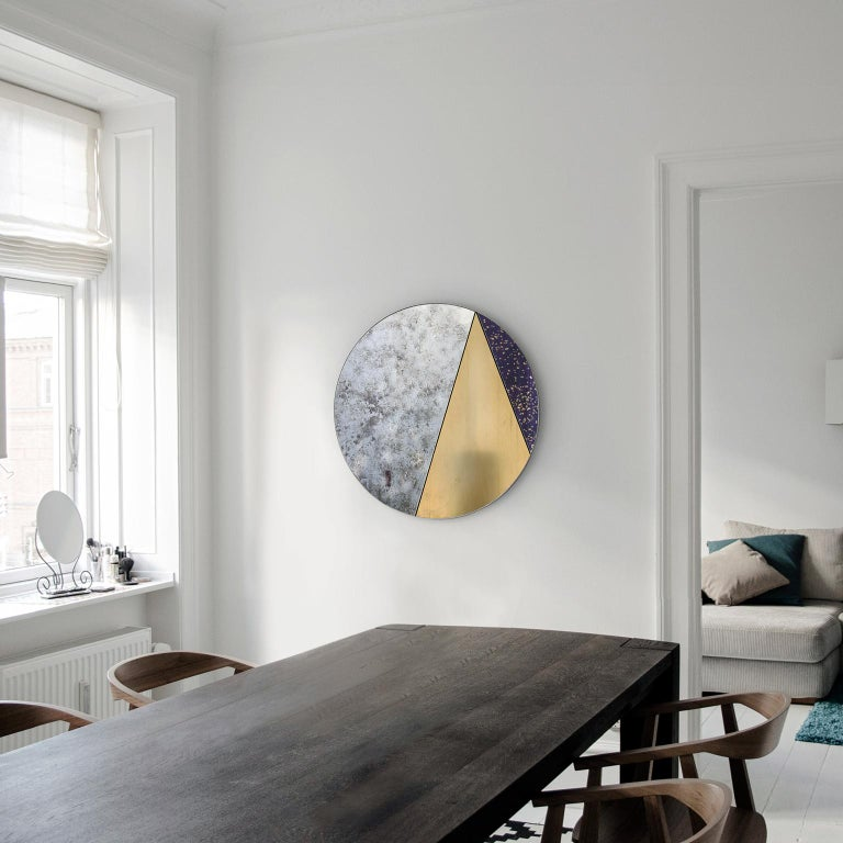 Modern Itinera Res Venere Mirror by Atlasproject For Sale