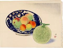Peaches and Melon