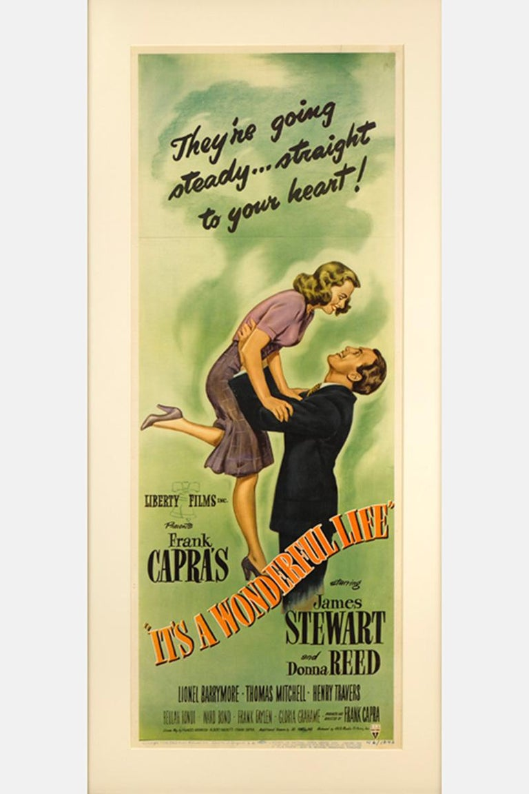 American It's A Wonderful Life (1946) Poster For Sale