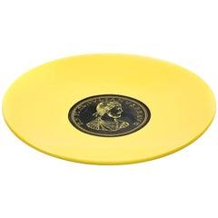 Iulianus Plate, Roman Emperors, by P. Fornasetti, 1960s