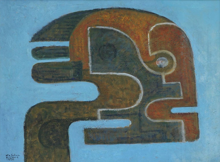 Ivan da Silva Bruhns, (1881-1980)