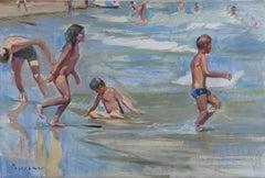Children On Sea