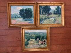 Ivan Summers Early 20th Century Missouri Ozark Paintings