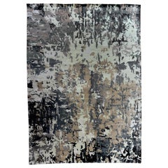 Ivory Multi Abstract Rug