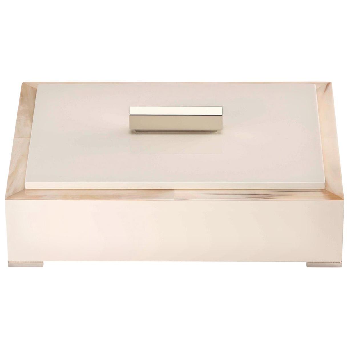 Ivory Storage Box