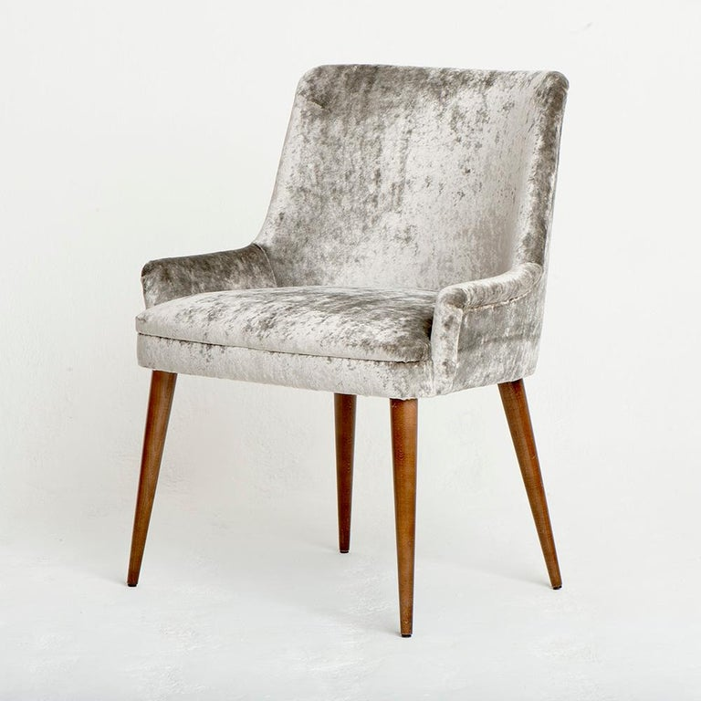 Contemporary Ivy Dining Chair, Fiona Makes For Sale